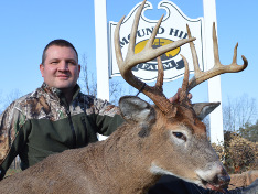 Mound Hill Outfitters Trophy Photos